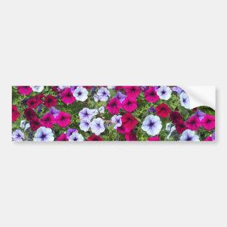 Lilor & lavendelblommor: bildekal
