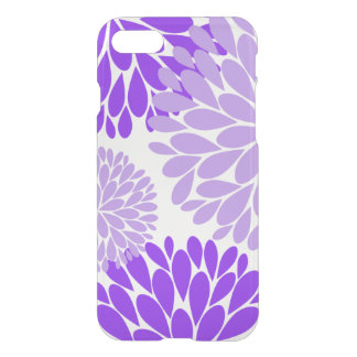 Lilor och lavendelDahlias iPhone 7 Skal