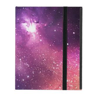 Lilor och maringalax och stjärnor iPad skal