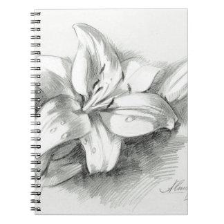 lily-2 anteckningsbok