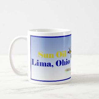 Lima Ohio Kaffemugg