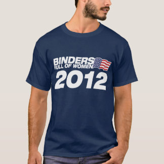 Limbindningfullt av kvinnor 2012 - Mitt Romney Tshirts