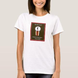 Limbindningfullt av kvinnor bryter fria gåvor tee shirt