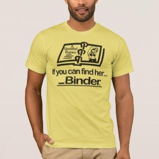 Limbindningfullt av kvinnor t-shirt