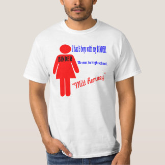 Limbindningfullt av kvinnor, vid MITT.EN T-shirts