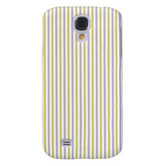 Limefrukt- & FuchsiarandSamsung fodral Galaxy S4 Fodral