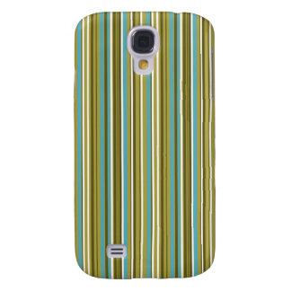 Limefruktgröntrandar Galaxy S4 Fodral