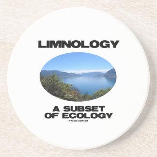 Limnology en underdel av ekologi (sjöOceanography) Underlägg Sandsten