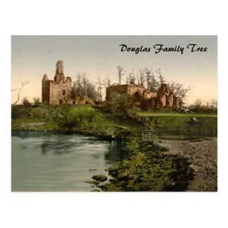Lincluden Abbey, Dumfries, Skottland Vykort