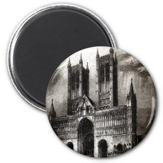 Lincoln domkyrka magnet
