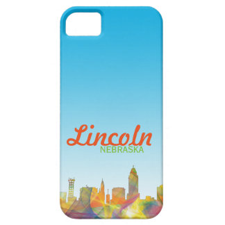 LINCOLN NEBRASKA HORISONT WB1 iPhone 5 Case-Mate SKAL