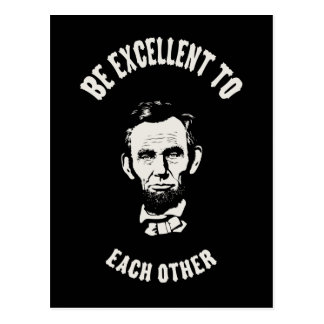 Lincoln - var utmärkt vykort