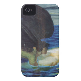 Linda och vinka vid Franz klibbade Case-Mate iPhone 4 Fodraler