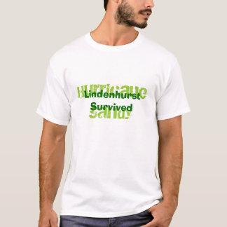 Lindenhurst överlevde den sandiga orkanen tröjor