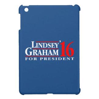 Lindsey Graham för president iPad Mini Fodral