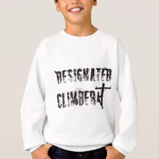 Linjearbetare designerad klättrare t shirts