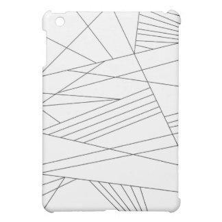 Linjer iPad Mini Skal