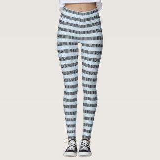 linjercodigo de barra stil leggings