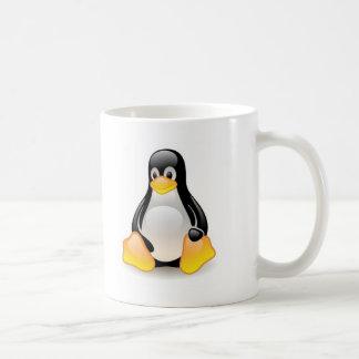 linux-pingvin-tux kaffemugg