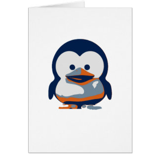 LinuxbabyTux II Hälsningskort