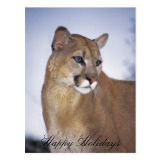 lioness2 glad helg vykort