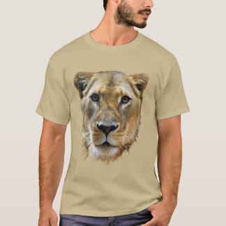 Lioness från afrika t shirt