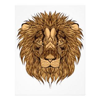 Lions huvud brevhuvud