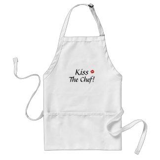 lips1 kyss, kocken! förkläde