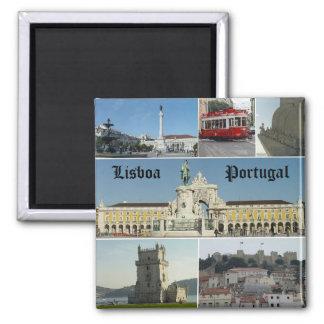 Lisbao Lisboa, Portugal Magnet