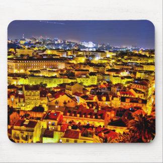 Lisbon älskare 001 musmatta