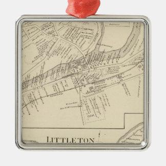 Lisbon Littleton Julgransprydnad Metall