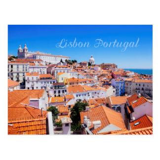Lisbon Portugal Vykort