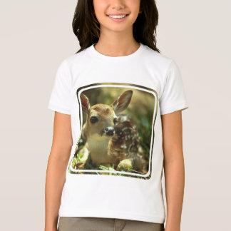Lisma flicka T-tröja Tröjor