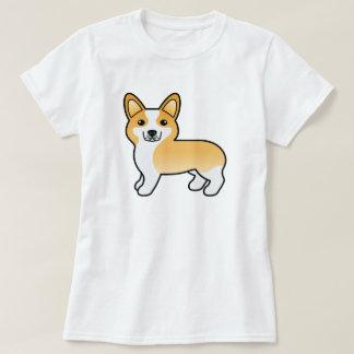 Lisma hunden för corgien för den gulliga tröja
