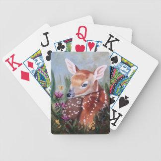Lisma oskuld spelkort