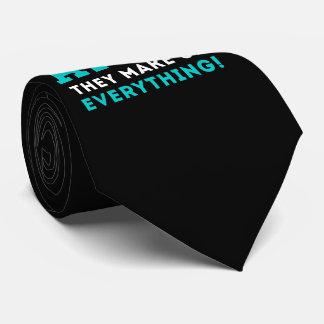 Lita på aldrig en Atom, dem sminket allt Slips