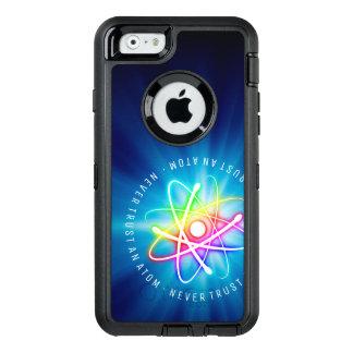 Lita på aldrig gåvor för en vetenskap för Atom | OtterBox Defender iPhone Skal