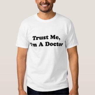 Lita på mig, I-förmiddag en doktor Tröja