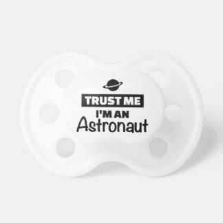 Lita på mig I-förmiddagen en astronaut Napp