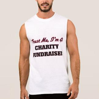 Lita på mig I-förmiddagen en välgörenhetFundraiser