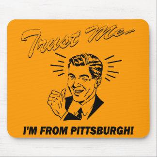 Lita på mig I-förmiddagen från Pittsburgh Musmatta