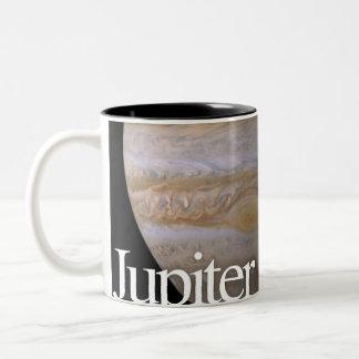 LITD-planetmugg: Jupiter Två-Tonad Mugg