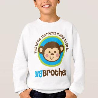 Lite apa som går att vara en storebror tröja