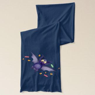 Lite bebisfladdermöss sjal
