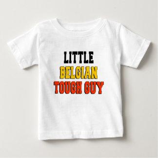 Lite belgisk tuff grabb t shirt