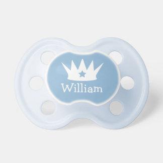 Lite beställnings- baby med hjärtfelnappar för napp