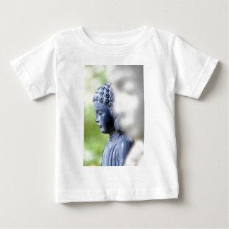 Lite blått Buddha T Shirts