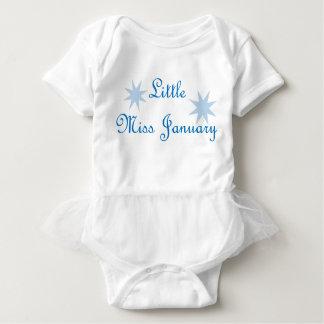 Lite Bodysuit för Fröcken Januari babyTutu Tee