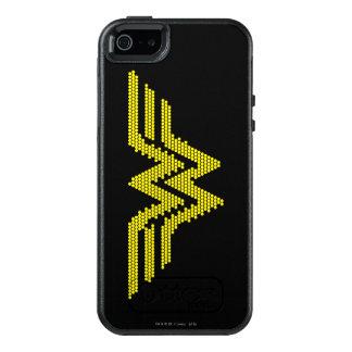 Lite-Brite WW symbol OtterBox iPhone 5/5s/SE Skal