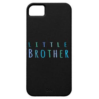 Lite broder i blått iPhone 5 fodral